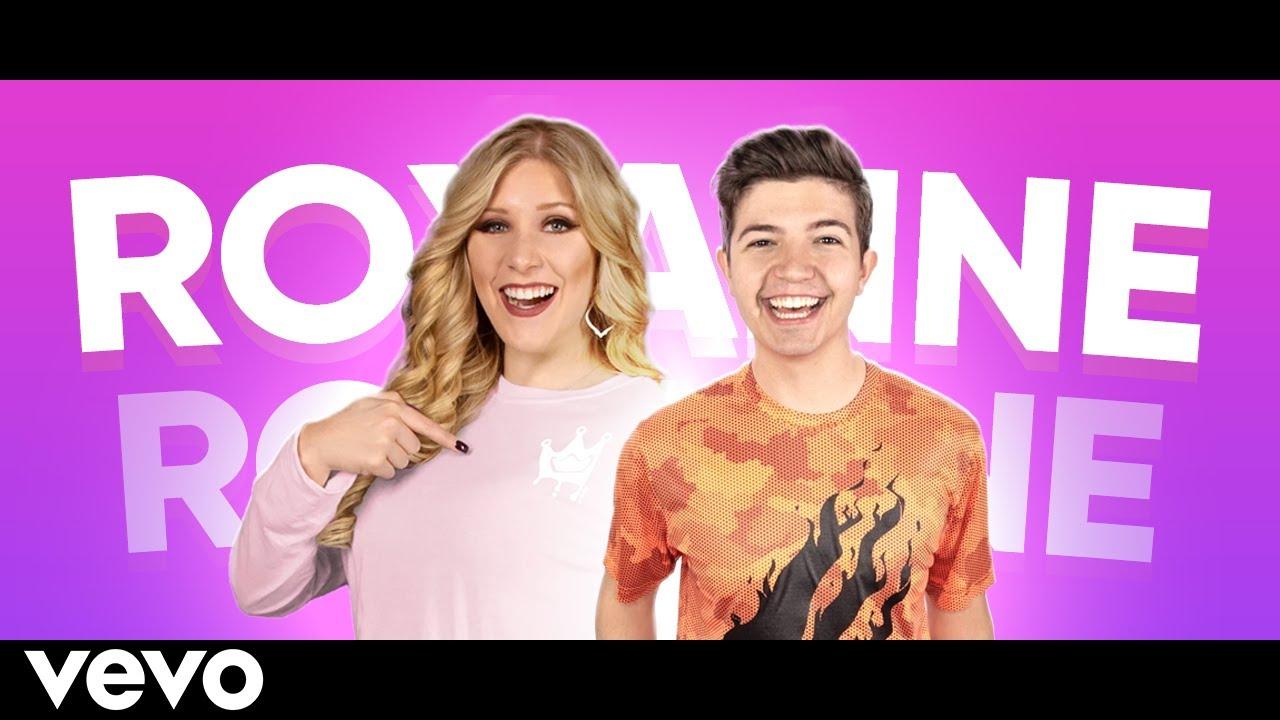Preston Brianna Sing Roxanne Youtube