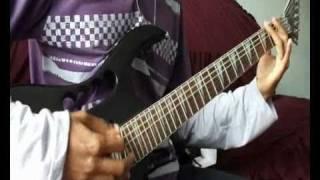 Tropa de elite - Cifrada Guitarra cover - By Laercio Sotero