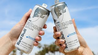 WE Shorts - Red Bull Energy Drink Coconut Berry