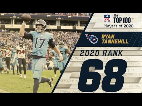 #68: Ryan Tannehill (QB, Titans) | Top 100 NFL Players of 2020