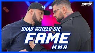 Skąd wzięło się Fame MMA? - Wojtek Gola - SFD / Видео