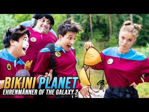 BIKINI PLANET - Ehrenmänner of the Galaxy 2 I Julien Bam