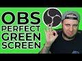 OBS Studio Tutorial - PERFECT Green Screen Setup