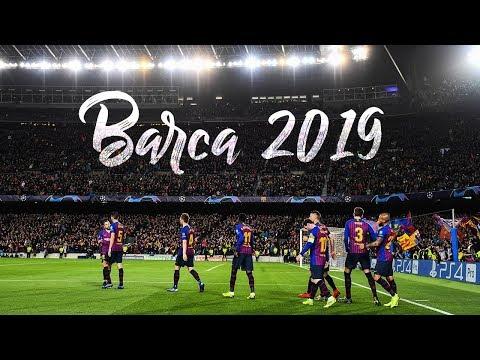 FC Barcelona 2019 ● Magical Goals & Skills 2018/2019   HD