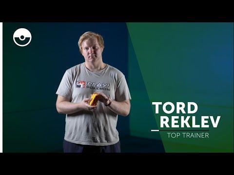 TCG trainer Reklev ready for 2019 Pokemon World Championships