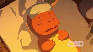 Sorrel heals Charmender | Pokemon The Movie I Choose You