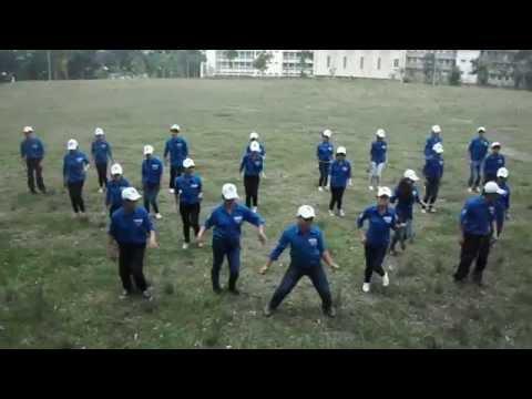 Dân vũ Chocolate & solo Gangnam style    CLB Kỹ năng Phường 7 Đà Lạt