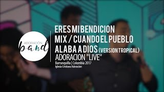 Eres Mi Bendición (Funky featuring Alex Zurdo) - Cover por Adoracion Band
