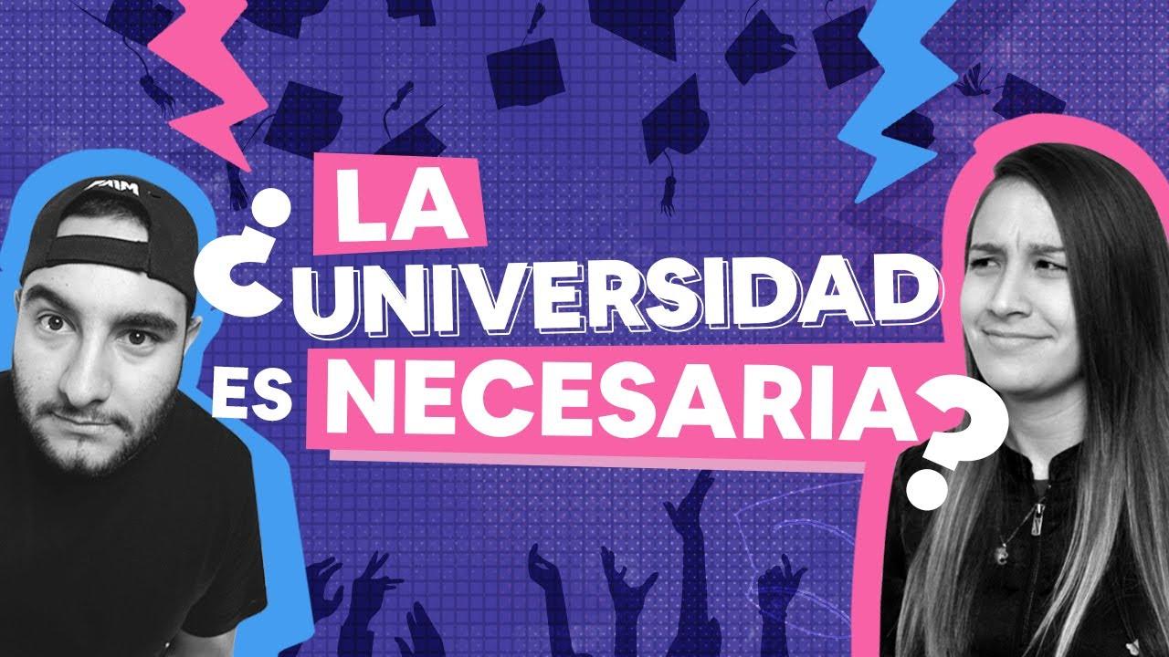 Bienvenidos a ENFRENTADOS   ¿La Universidad es NECESARIA?   EP1   #EFT2