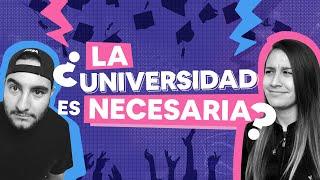 Bienvenidos a ENFRENTADOS | ¿La Universidad es NECESARIA? | EP1 | #EFT2