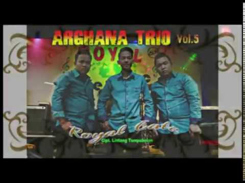 ROYAL CAFE - Arghana Trio Vol.5