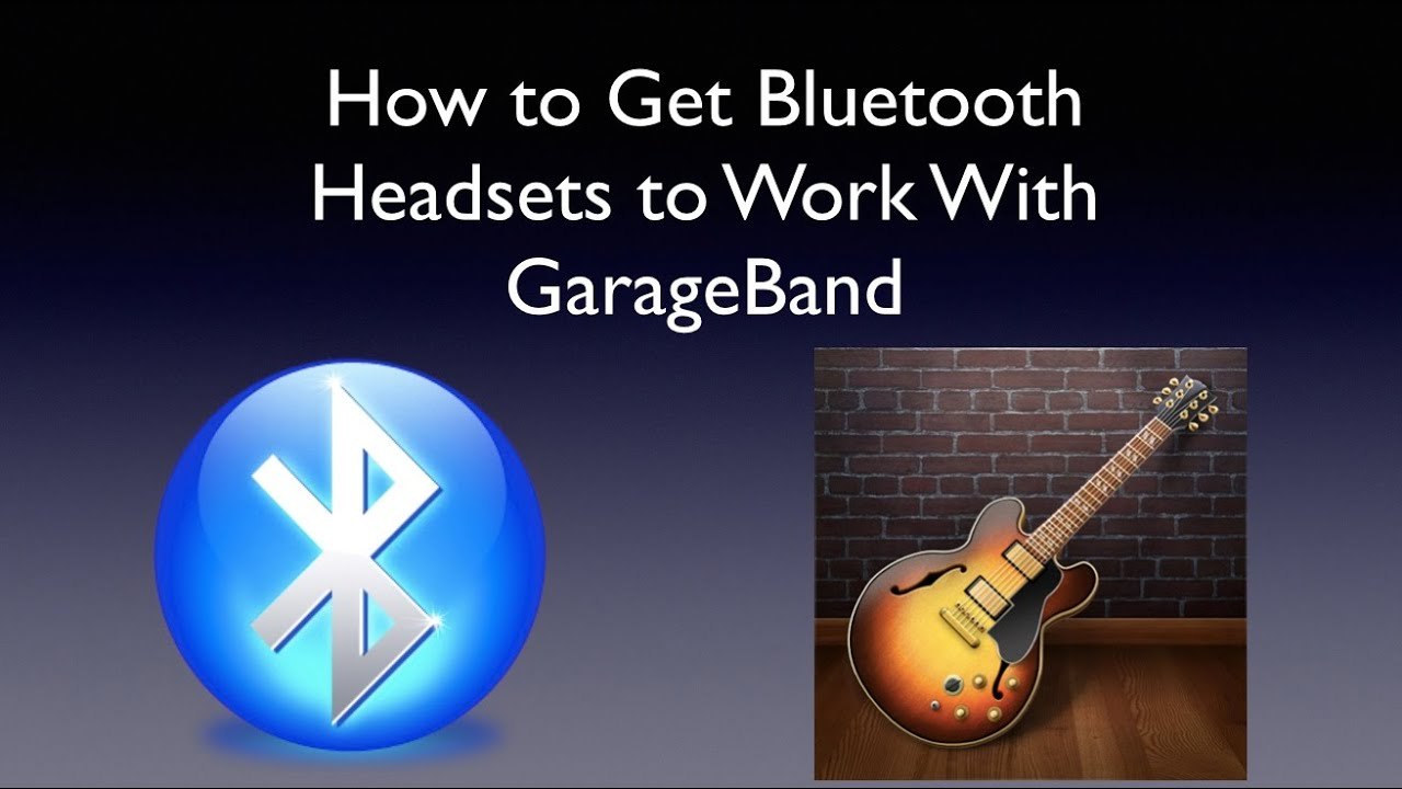 how to get a bluetooth headset to work on pc