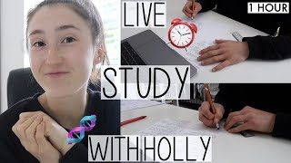 Baixar REAL-TIME STUDY WITH ME | 1 HOUR MORNING MOTIVATION