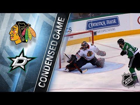12/21/17 Condensed Game: Blackhawks @ Stars