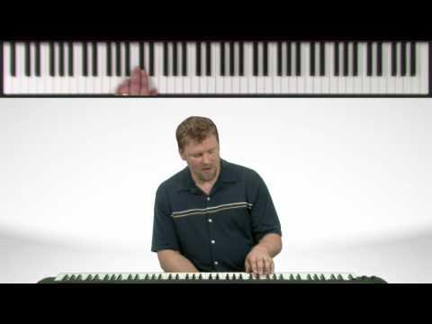 """""""A"""" Major Piano Scale - Piano Scale Lessons"""