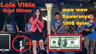 Download Lola Viola Kopi Hitam Waw Temen Temen Blog Saweranya 100 Dolar Setara 1.300.000 Rupiah MP3 song and Music Video