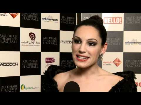 INTERVIEW with KELLY BROOK - A Nomad Video Production