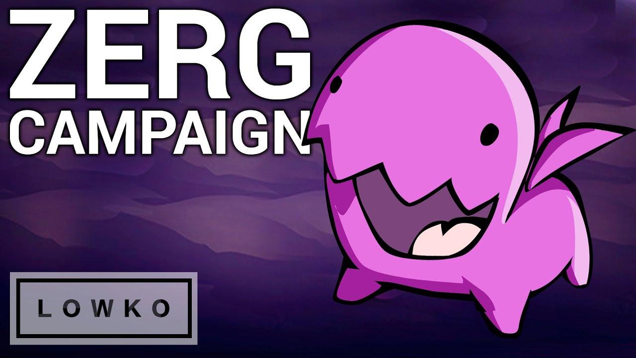 StarCraft: Cartooned - The Original Zerg Campaign! (Ep. 2
