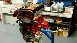 Wilcox engine preparation video