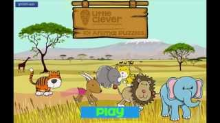 101 Animal Puzzles for Kids - Android/iPhone/iPad pre-school game