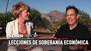 Lecciones de soberanía económica (E1131) - Keiser Report en español