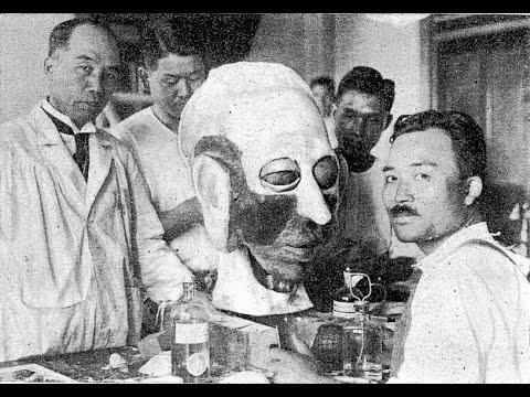 Японский робот, который таинственно исчез в 1930-х.