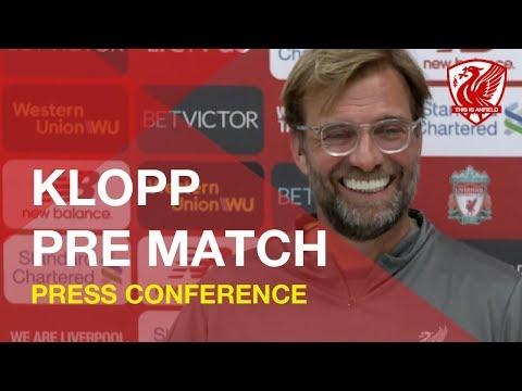 Jurgen Klopp Press Conference | Huddersfield vs. Liverpool