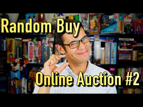 Magic the Gathering - Random Buy - Online Auction #2