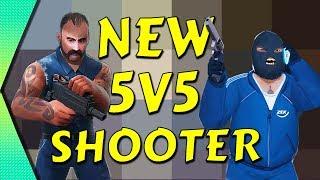 Tacticool - FUN NEW 5v5 BATTLEFIELD-LIKE CASUAL SHOOTER | MGQ Ep. 197