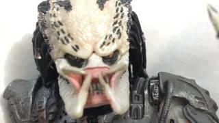 סיקור דמויות Predator- הטורף