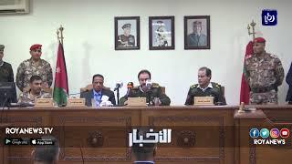 الأشغال الشاقة 15 سنة لمدان بالسطو على بنك في عبدون - (7-3-2018)