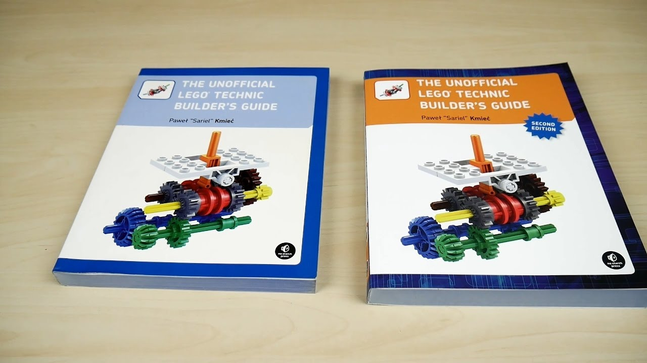 unofficial lego technic builder s guide 2nd edition look through rh youtube com the unofficial lego builder's guide unofficial lego technic builder's guide 2nd edition