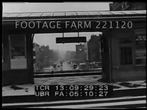 1964 - Harlem, New York City - Pt2  221120-15 | Footage Farm