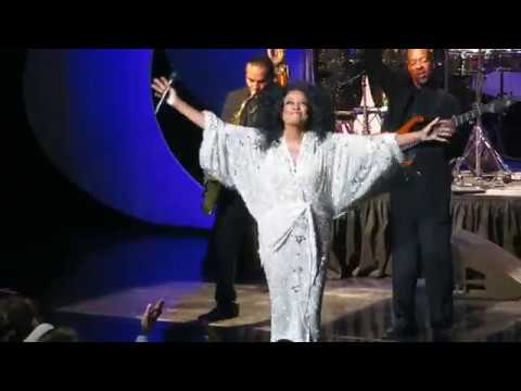 Diana Ross  Reach Out and Touch Somebody's Hand Wynn Theater, Las Vegas NV, Oct 11, 2017