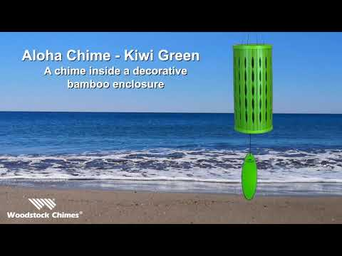 Aloha Chime - Kiwi Green Thumbnail