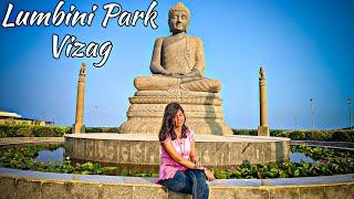 Lumbini Park Visakhapatnam  | Lumbini Park Buddha Statue | Lumbini Park Vlog | Lumbini Park #Vizag