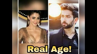 Real Age of Ishqbaaz Actors