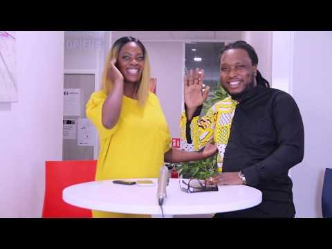 SONIA SNJ meilleure styliste africaine nous fait découvrir la haute couture en pagne