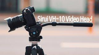 동영상 촬영용 삼각대헤드 시루이 VH-10 리뷰 [Sirui VH-10 Video Head Review]