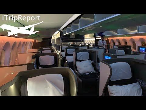 British Airways 787-9 Dreamliner Club World Review