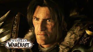 World of Warcraft: Varian Wrynn's Story - All Cinematics [WoW Wrath - Legion Lore]