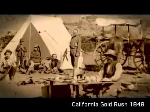 2 of 5 California Gold Rush 1848 mp4 - YouTube
