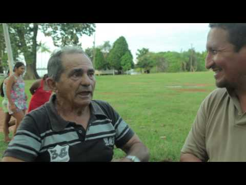 Manaus, Brazil World Cup Documentary - PART 7: Visiting a native/indigenous village in the Amazonas