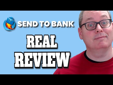 Send To Bank Review 🚫 or MoneyMailrr? 🚫 Can You Trust These Vendors With Your Money?