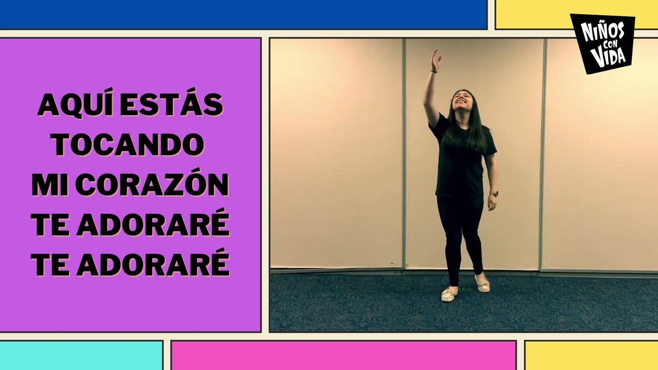 """""""Abres Camino"""" Way Maker por Sinach - Coreografía por Mini Adoradores (NCV Danza)"""