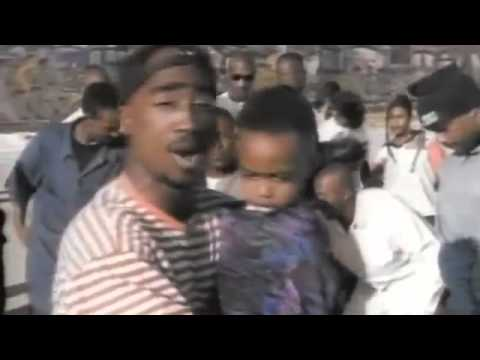 2Pac Dear Mama Music Video feat  Anthony Hamilton Remix