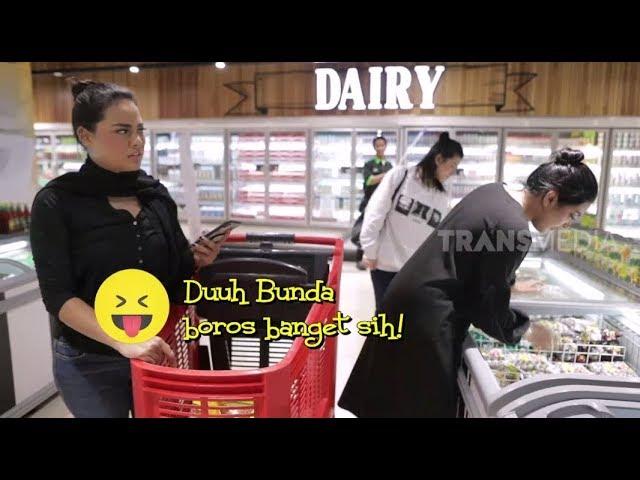 Asix Belanja, Bunda Boros | DIARY ASIX (12/05/19) Part 1