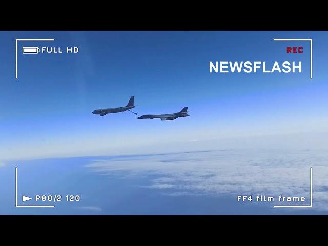 Russian Jets Escort American Bombers Over Black Sea After US Defense Secretary Slams Kremlin