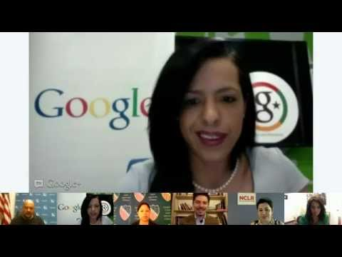 Recording of the 1st-Ever Latino Google+ Hangout On Air by LATISM