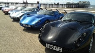 TVR Back Home 2013 - Part 2 - Engine sounds (Blackpool) streaming